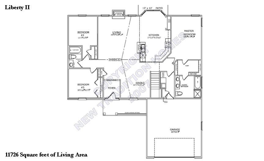Liberty 2 Floor Plan175