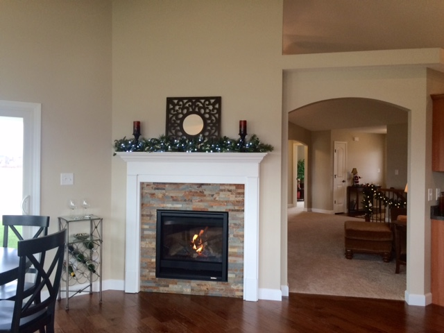 Leak Other Arts And Crafts Tile Fireplace Surrounds